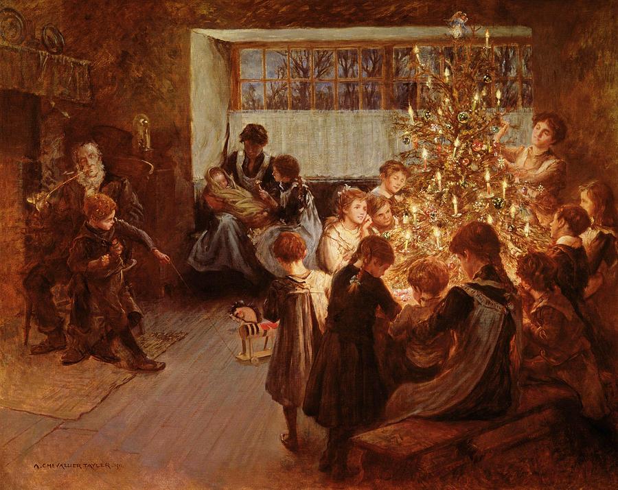 the-christmas-tree-albert-chevallier-tayler.jpg