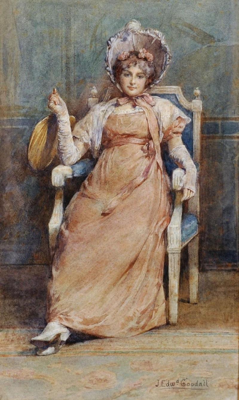 John Edward Goodall (1853 c.1920)