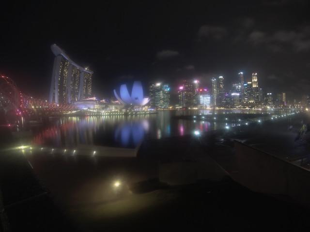 Сингапур. Год спустя…