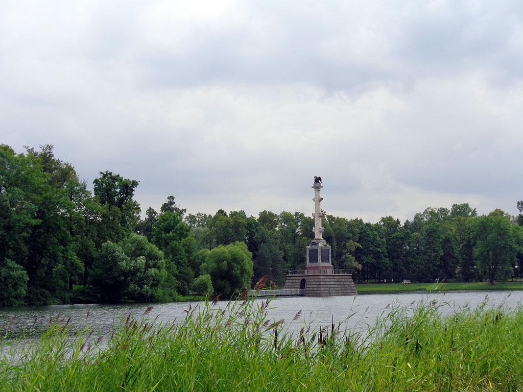 5 Чесменская колонна