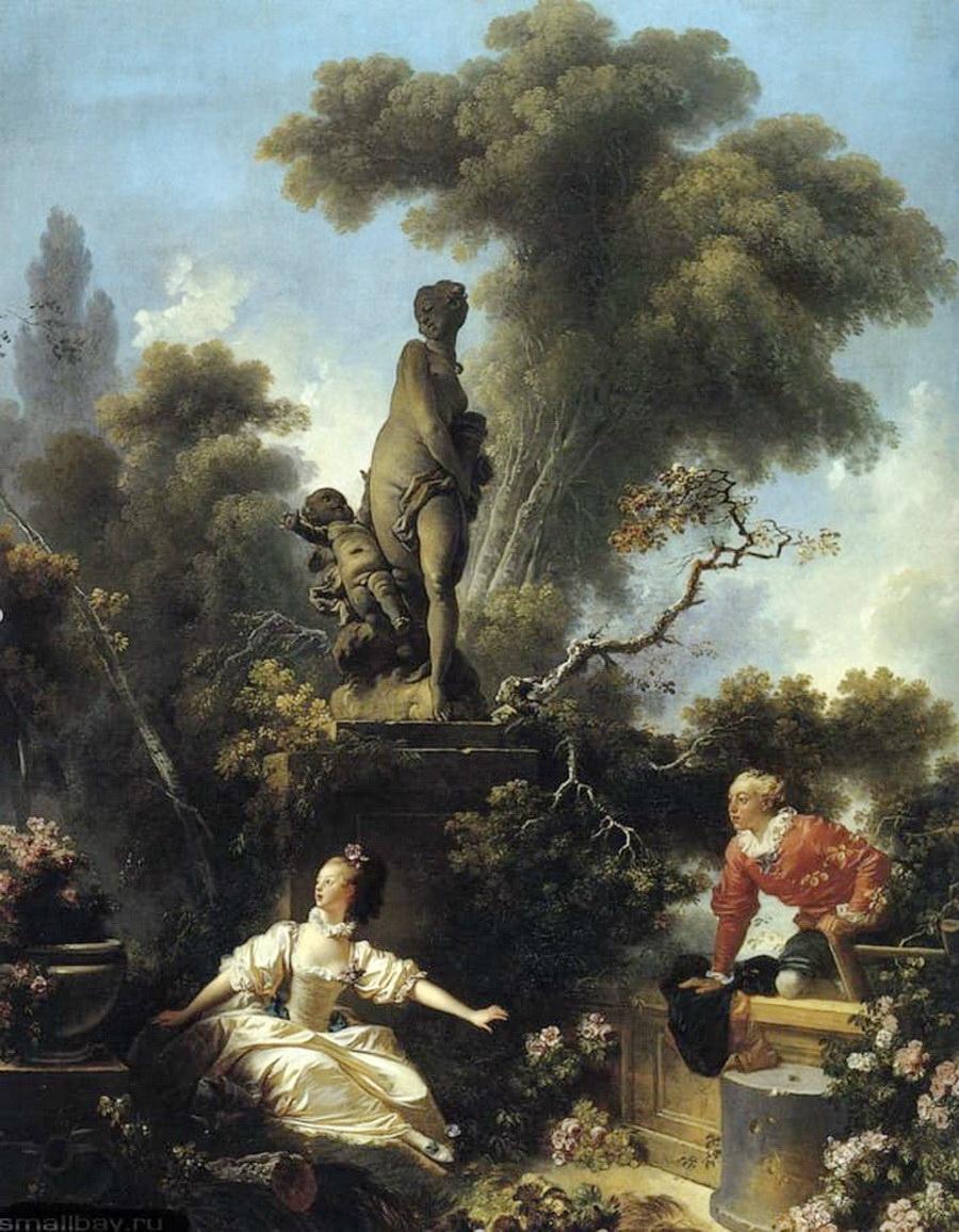 xudozhnik Jean Honore Fragonard 20