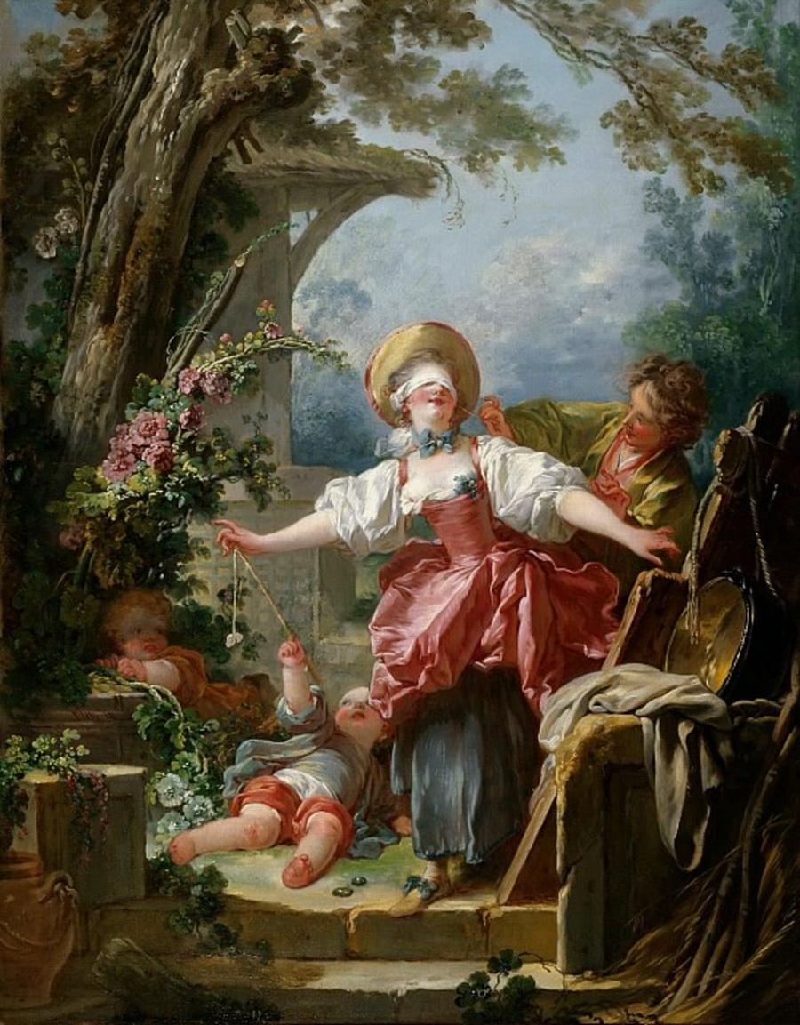 xudozhnik Jean Honore Fragonard 23