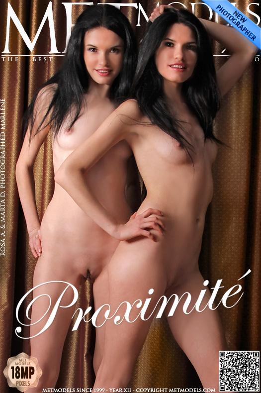 Rosa A & Marta D - Proximite (x120)