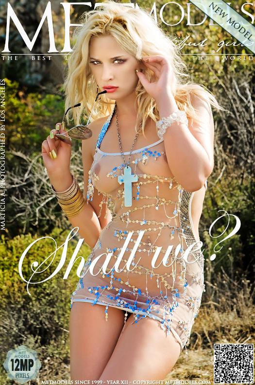 Marticia A - Shall We (x114)