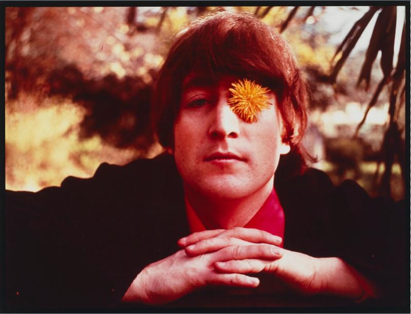 Джон Уинстон Леннон (англ. John Winston Lennon) Национальная портретная галерея в Лондоне (англ. National Portrait Gallery)