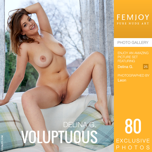 Delina G in Voluptuous (04-01-2020)