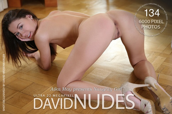 David-Nudes Aika May - Naughty Girl  (x134)