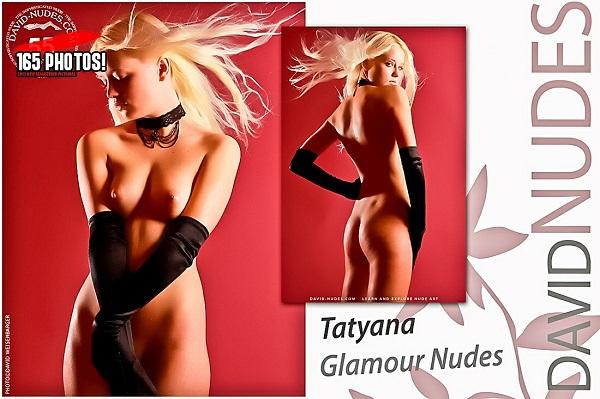 Tatyana - Glamour Nudes