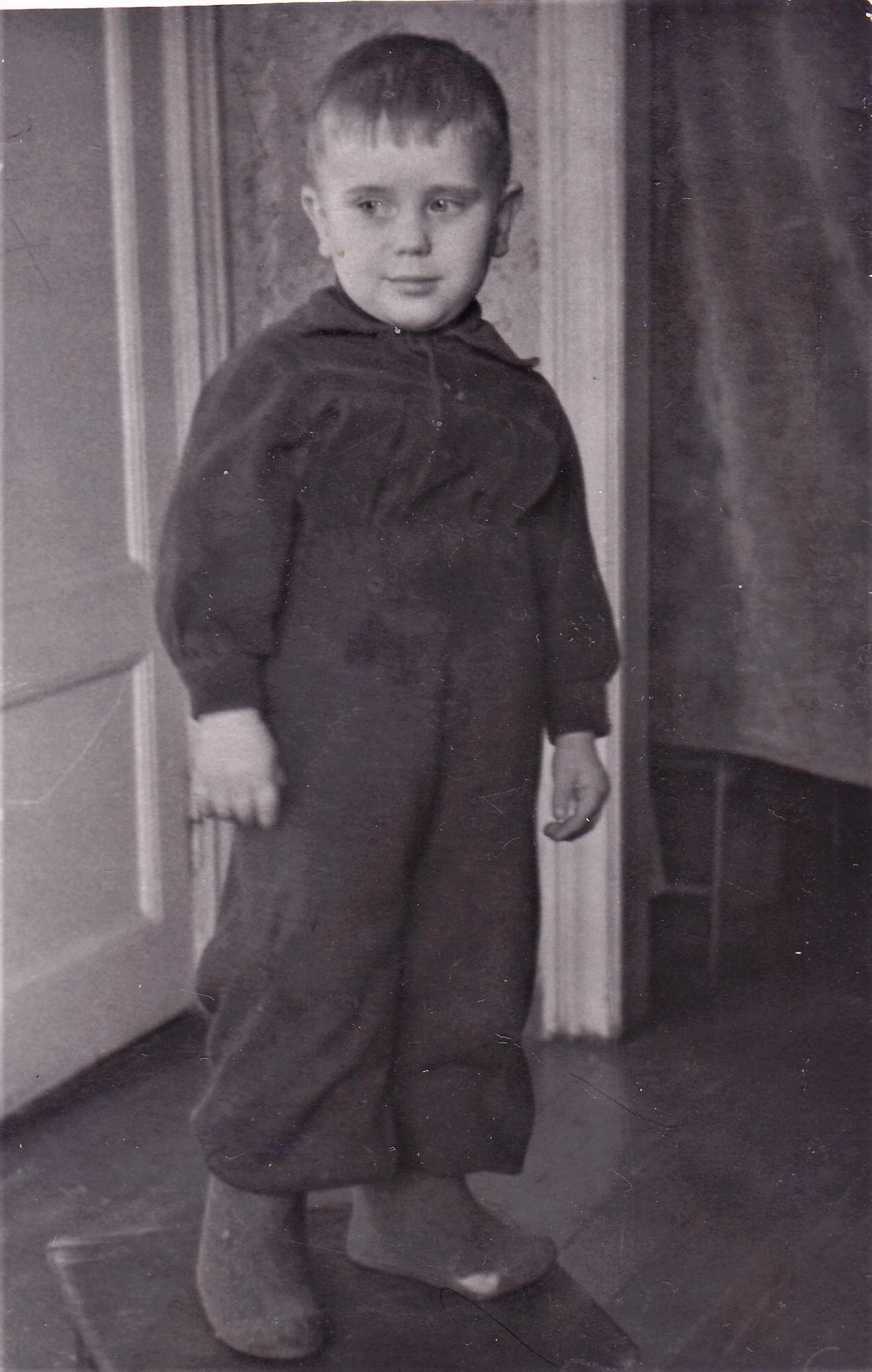 Я, Ленинград, 1953 год.