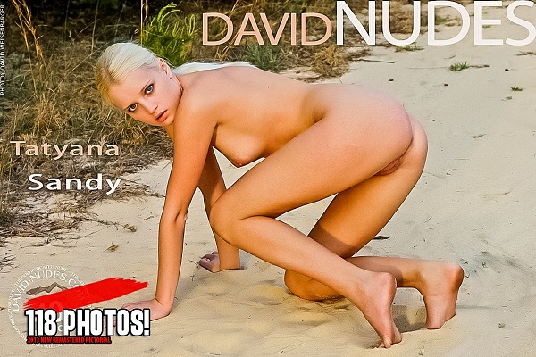 David-Nudes - Tatyana - Sandy (x118)