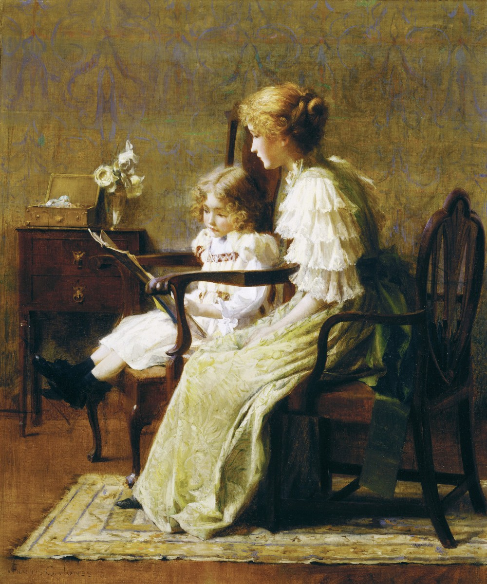 Francis_Coates_Jones_-_Mother_and_Child_c.jpg