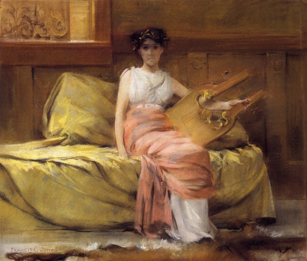 Francis_coates_jones-lady_with_a_lyre.jpg