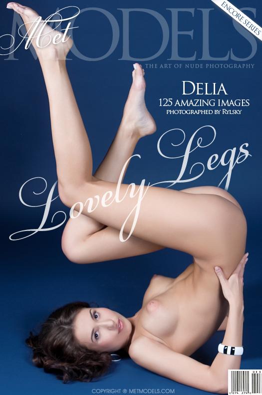 Delia - Lovely Legs (x124)
