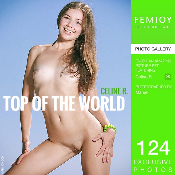 Celine R - Top of the world (x124)