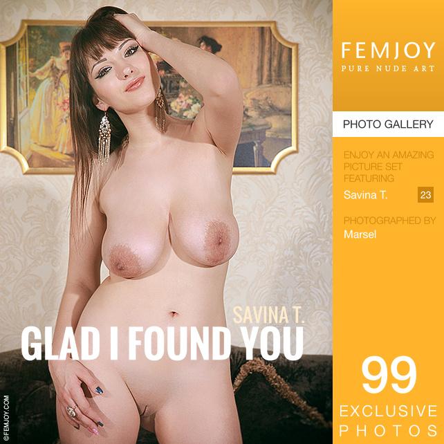 Savina T - Glad i found you (x99)